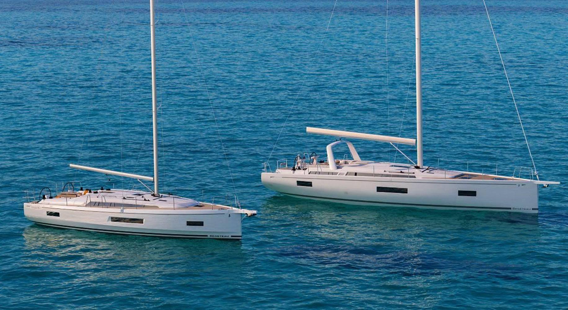 Oceanis 40.1 and Oceanis Yacht 54